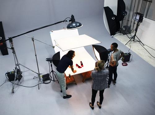 Studio photo pour votre entreprise